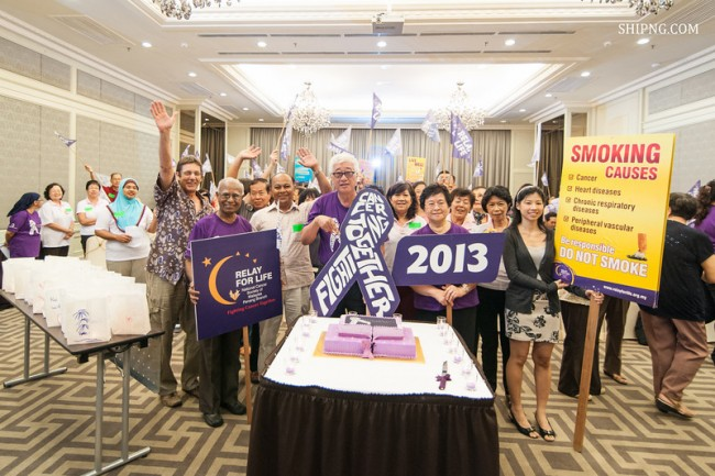 Relay For Life 2013 Launch